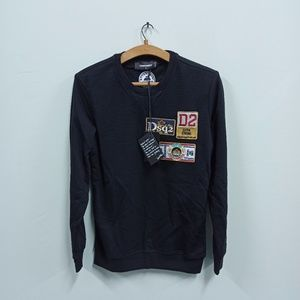 Dsquared2 Black Sweatshirt NWT
